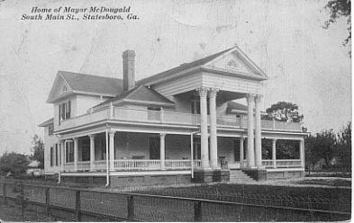 Beaver House History Statesboro Restaurants Beaver House